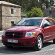 Stock Photo: Dodge Caliber