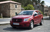 Dodge Caliber — Stock Photo