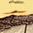 Photo of fresh coffee — Stockfoto