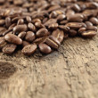 Photo of fresh coffee — Stock fotografie