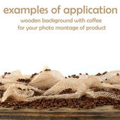 Coffee background — Stok fotoğraf