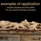 Coffee background — Stockfoto