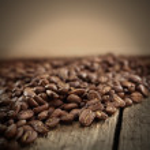 Coffee decoration — Stock Photo