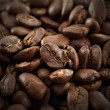 Dark photo of coffee — Foto de Stock