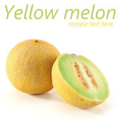 Photo of melon — Stock Photo