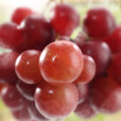 Red grapes — Stockfoto