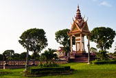 Independence Square #1, Sihanoukville, Cambodia — Stock Photo