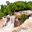Khbail Chai waterfall, Sihanoukville, Cambodia — Photo