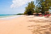 Otress beach, Sihanoukville, Cambodia — Stock Photo