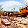 Постер, плакат: Construction and repair of vessels Sihanokville Cambodia