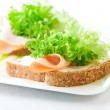 Sandwich — Stock Photo #11103886
