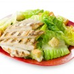 Sezar salatası — Stok fotoğraf
