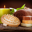 Royalty-Free Stock Photo: Spa treatments