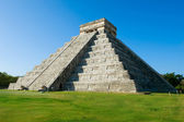 Mayan Pyramid Chichen Itza, Mexico — Stock Photo