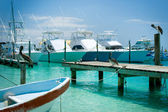 Isla Mujeres Island Jetty. Mexico, Cancun — Stock Photo