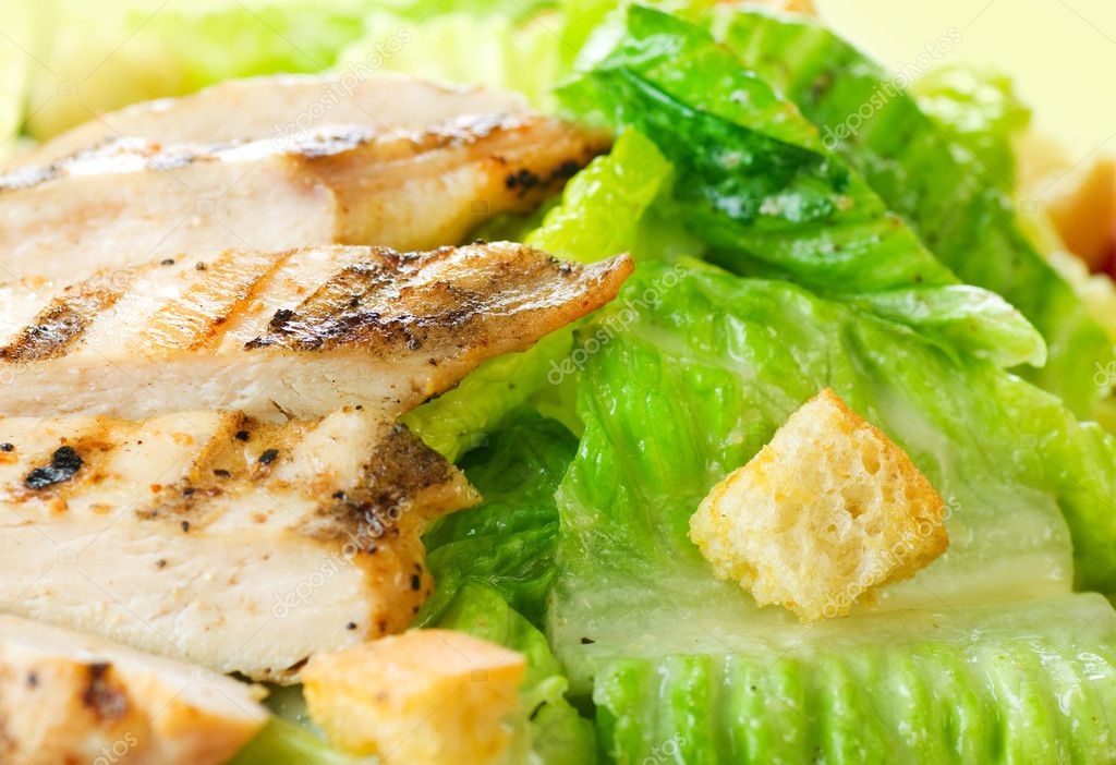 Caesar Salad — Stock Photo #11103860