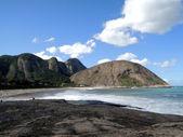 Itacoatiara beach — Stock Photo