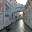 Bridge of Sighs, Venice — Stock Photo