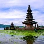 Постер, плакат: Ulun Dalu Temple in Bali Indonesia