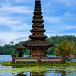 Постер, плакат: Traditional balinese temple