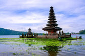 Ulun Dalu Temple in Bali Indonesia — Stock Photo