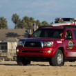 Huntington Beach Lifeguard Patrol — Stock Photo