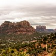 Royalty-Free Stock Photo: Red Rock Mountains Sedona, Arizona