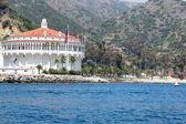 Catalina island bina casino — Stok fotoğraf