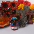 Stock Photo: DiDe Los Muertos - Day of Dead