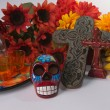 Dia De Los Muertos - Day of the Dead — Stock Photo