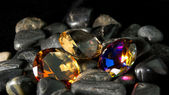 Gemstone Collection — Stock Photo