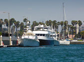 Alamitos Bay Long Beach — Stock Photo