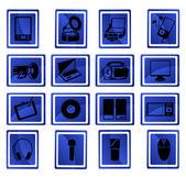 Různé technologie — Stock vektor