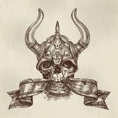викинг — Cтоковый вектор