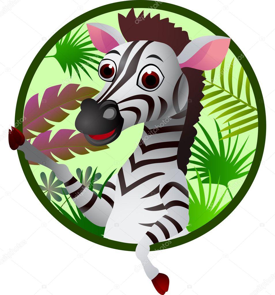 Cartoon Zebra Face Vector  Download 1000 Vectors Page 1