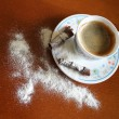 Cup of coffee 2 — Stock Photo