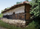 Gamla hus — Stockfoto