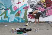 Ulica artysty — Zdjęcie stockowe
