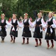 Bulgarian dancers — Foto Stock