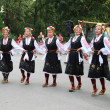 Bulgarian dancers — Foto de Stock