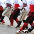Folklore dancers — Stock Photo #11820247