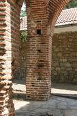Ancient wall — Stock Photo