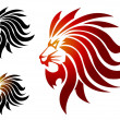 Royalty-Free Stock Vector Image: Lion Mascot