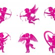 Cupid Love - Stock Vector