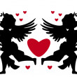 Cupids — Stock Vector #11987978