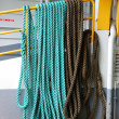 Boat Rope - Stock Photo