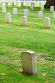Tombstones — Stockfoto