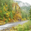 Fall Umpqua — Stock Photo