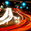 Night Traffic - Foto Stock