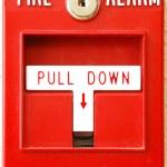 Fire Controls — Stock Photo